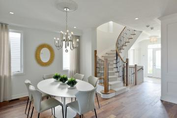 Georgian - Single Family Home - Dining Room - by Minto Communities