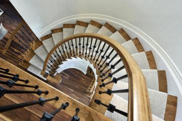 Georgian - Single Family Home - Staircase - by Minto Communities