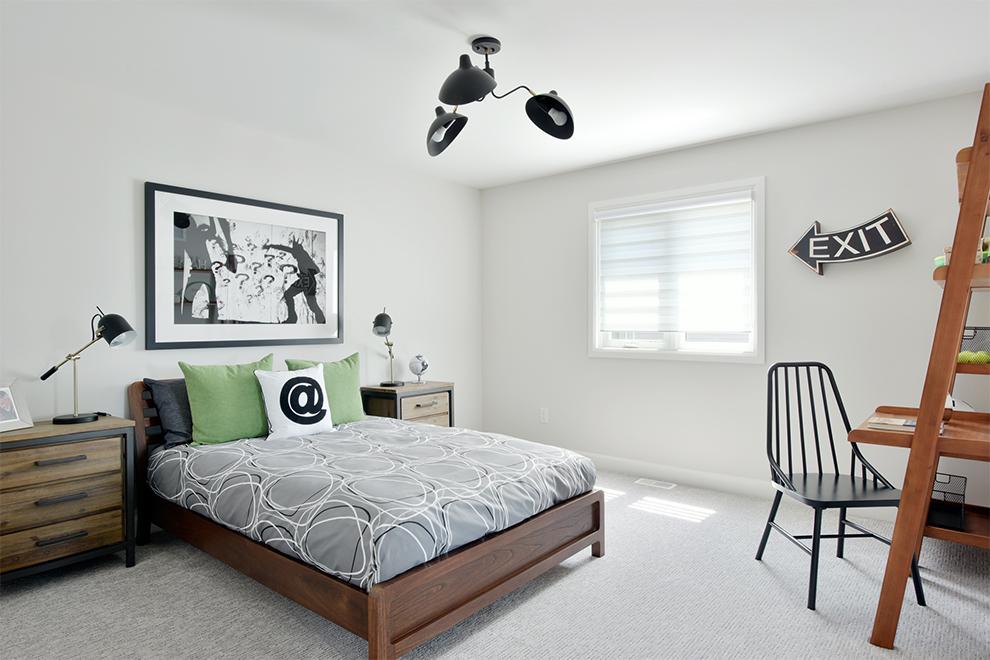 Mackenzie Bedroom, Minto Communities Ottawa