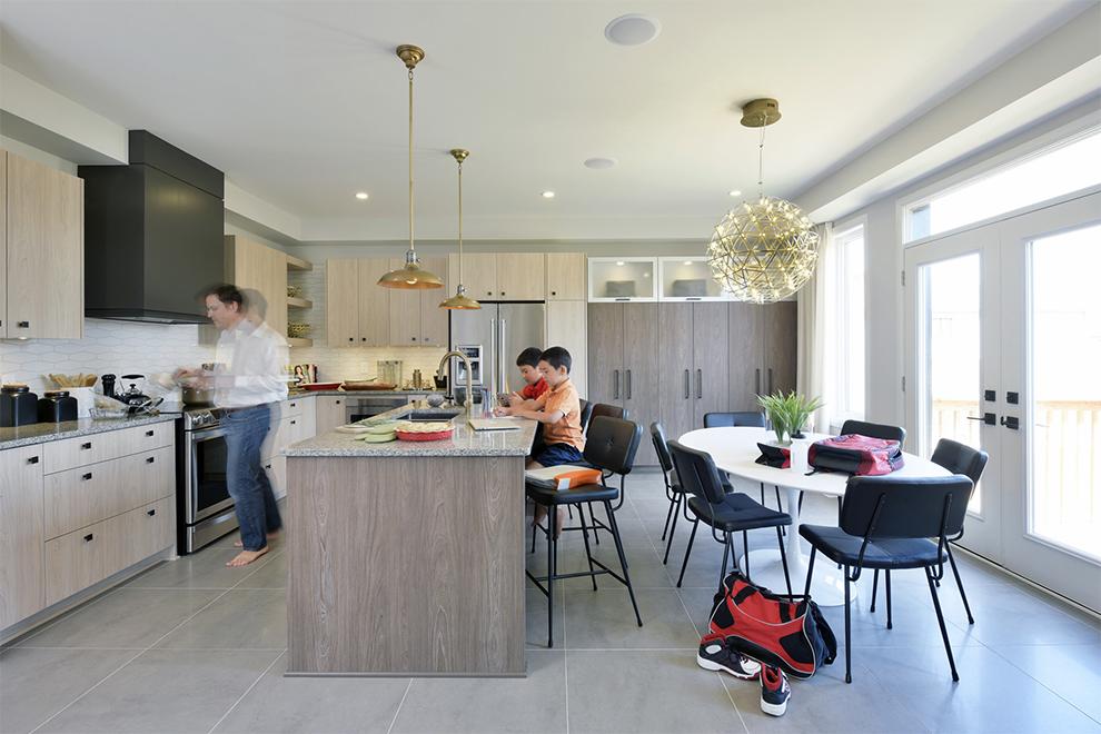 Mackenzie Kitchen, Minto Communities Ottawa