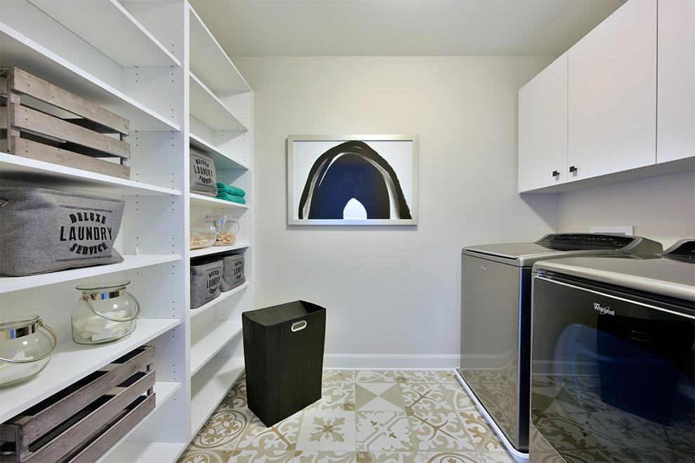Mackenzie Laundry Room, Minto Communities Ottawa