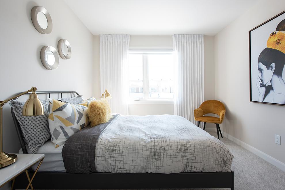 Monterey - Executive Townhome - Bedroom