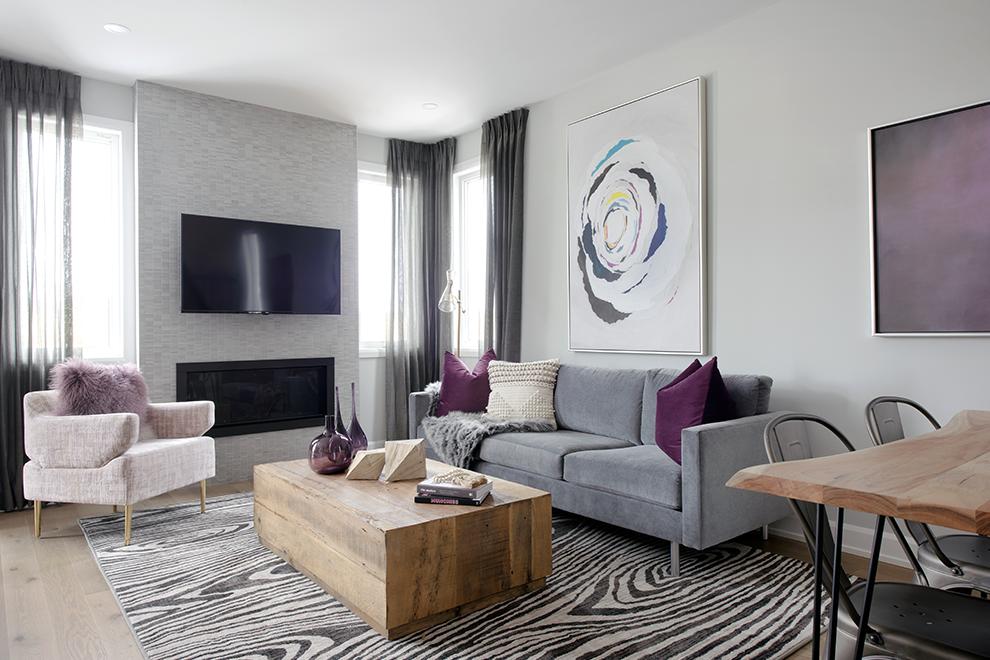 Tahoe - Executive Townhome - Living Room