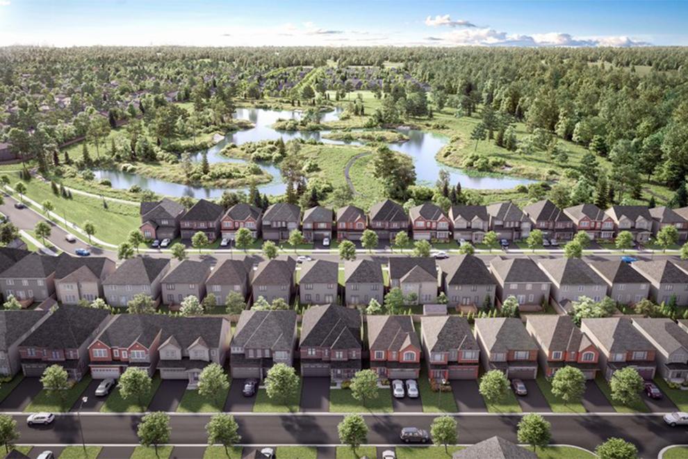 Rendering of Avalon Vista, Orléans