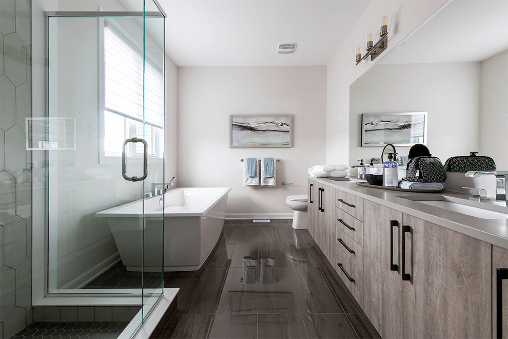 Avalon – Clairmont: Bathroom – Single Family Home