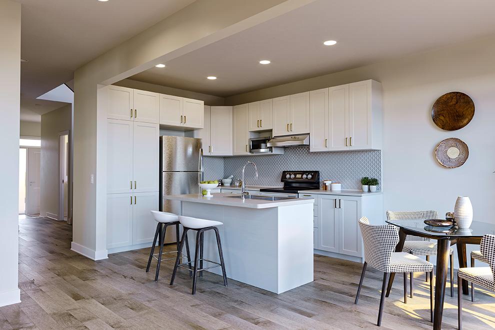 36' Single Family Home, Clairmont - Kitchen