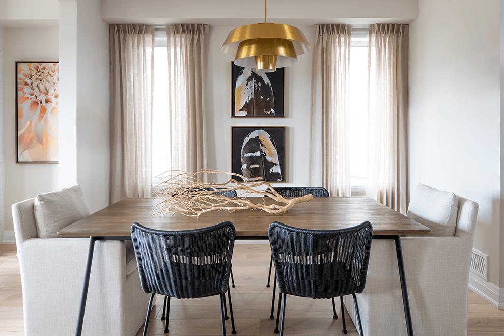 Avalon – Killarney: Dining Room – Single Family Home