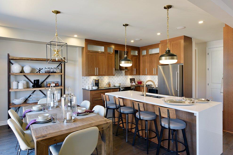 36' Single Family Home, Fitzroy - Kitchen