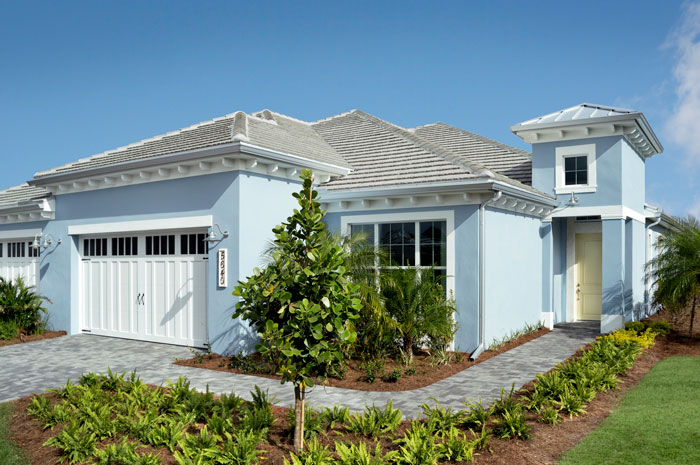 Maintenance-included spacious villas perfect for downsizing or a second home