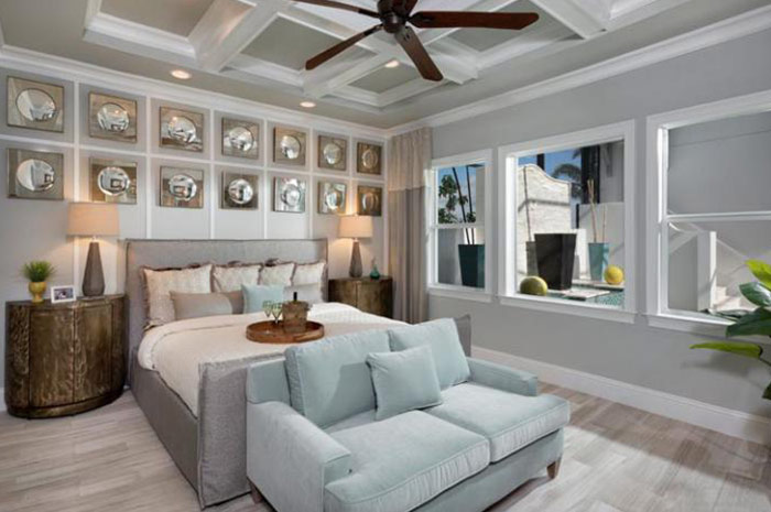 Spacious master bedroom retreat (Tamarind Grande shown)