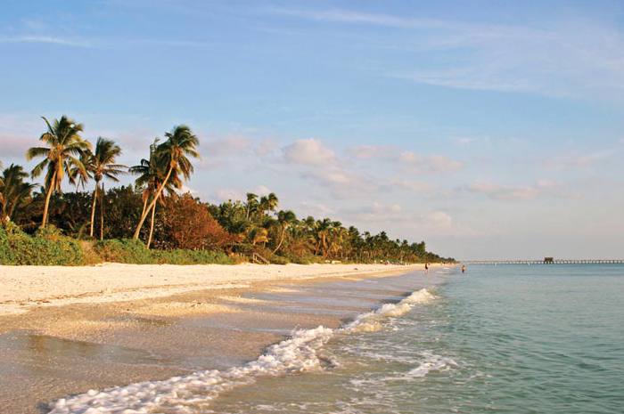 Short drive to unspoiled beaches