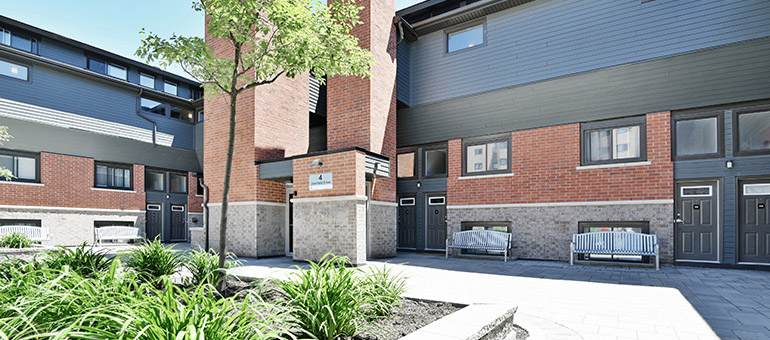 Apartments for rent near Algonquin College