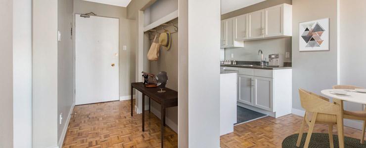 Edmonton Rental Apartment Hi-level