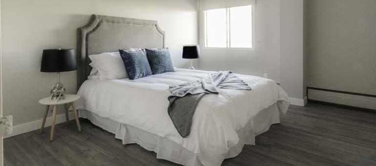 Edmonton bedroom rental at Lancaster House