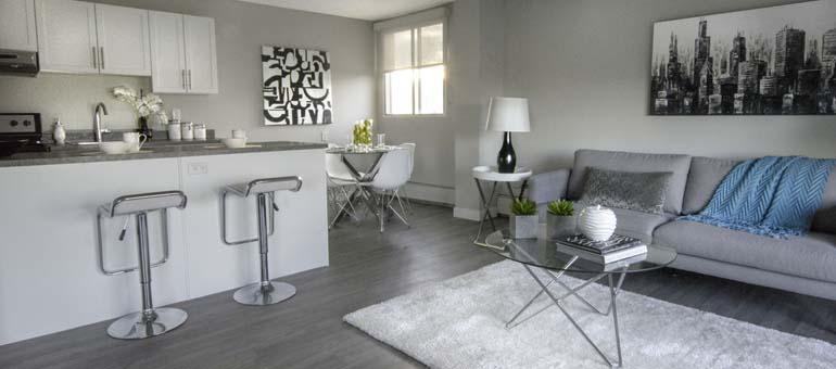 Edmonton luxury rental apartment - Lancaster House