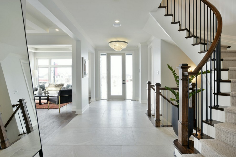 Elderberry - Single Family Home - Foyer