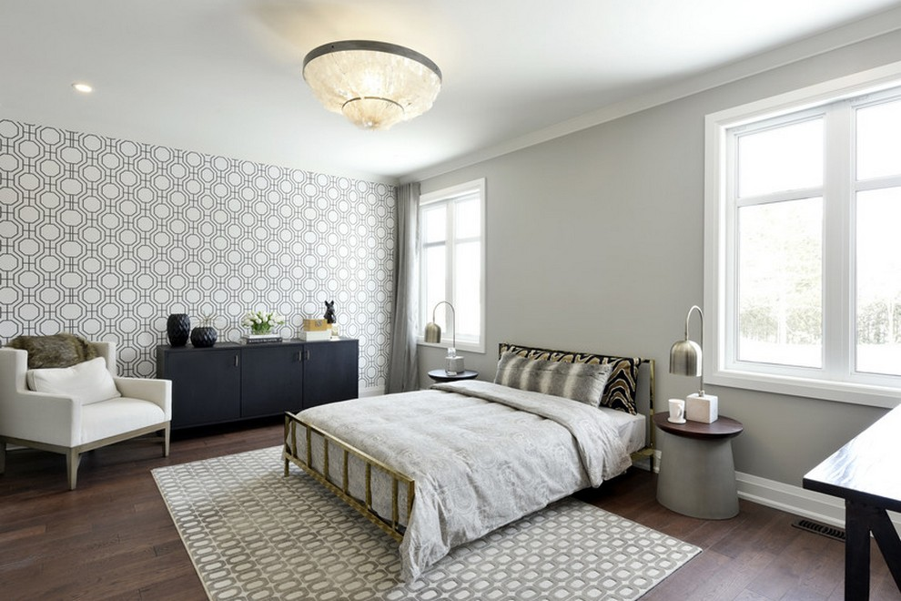 Elderberry - Single Family Home - Master Bedroom