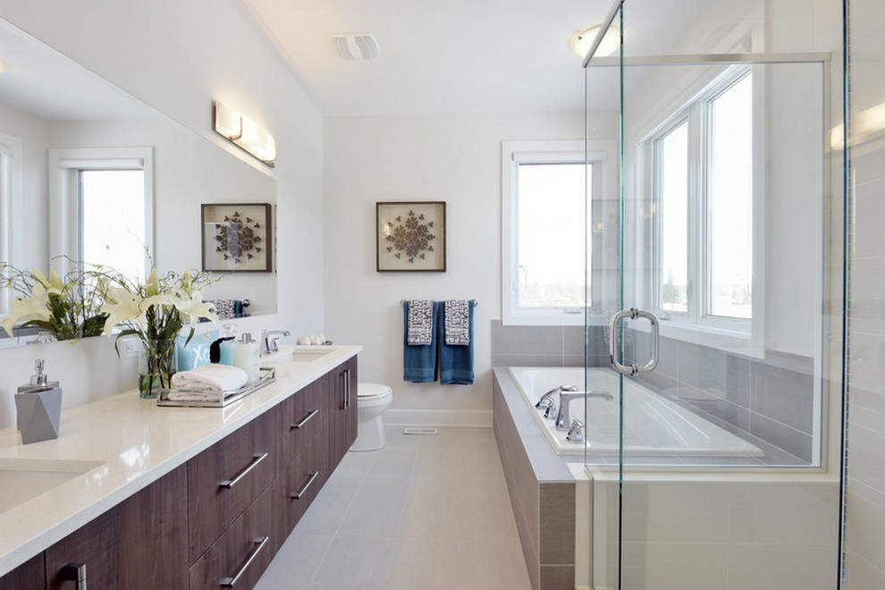 Heartwood - Single Family Home - Ensuite Bathroom
