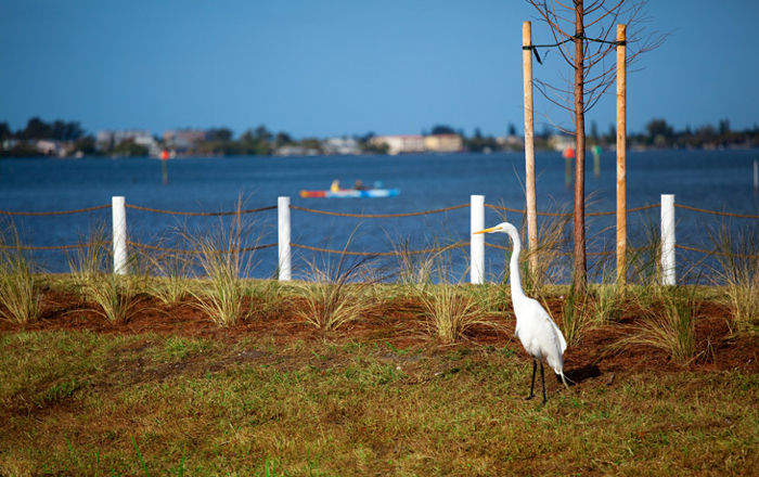 Enjoy a place the locals call Florida's Best Kept Secret