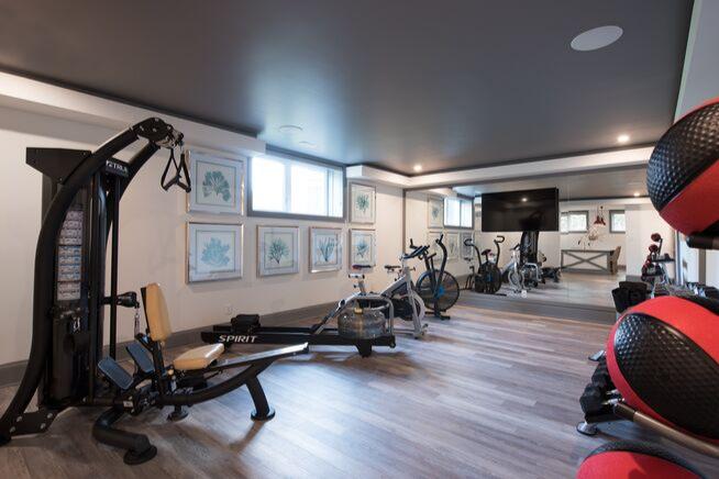 2019 Minto Dream Home - Home Gym
