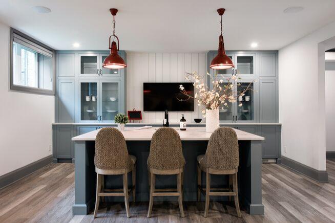 2019 Minto Dream Home - Bar