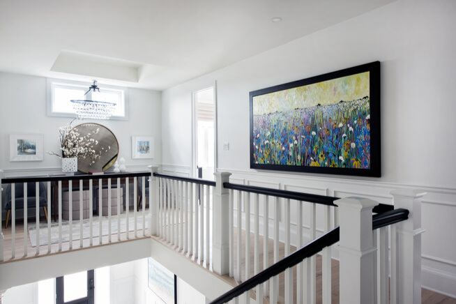 2019 Minto Dream Home - Stairs