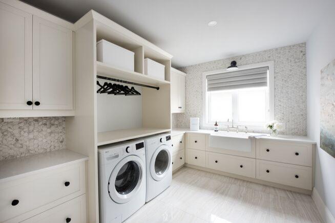 2019 Minto Dream Home - laundry Room