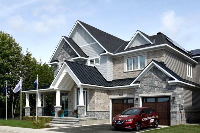 2019 Minto Dream Home - Exterior