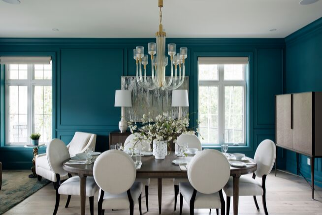 2019 Minto Dream Home - Dining Room