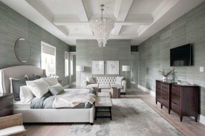 2019 Minto Dream Home - Main Bedroom