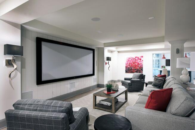2019 Minto Dream Home - Home theatre