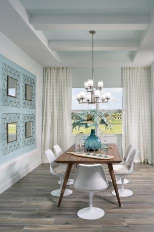 Sandhill Model Beautiful Dining Room