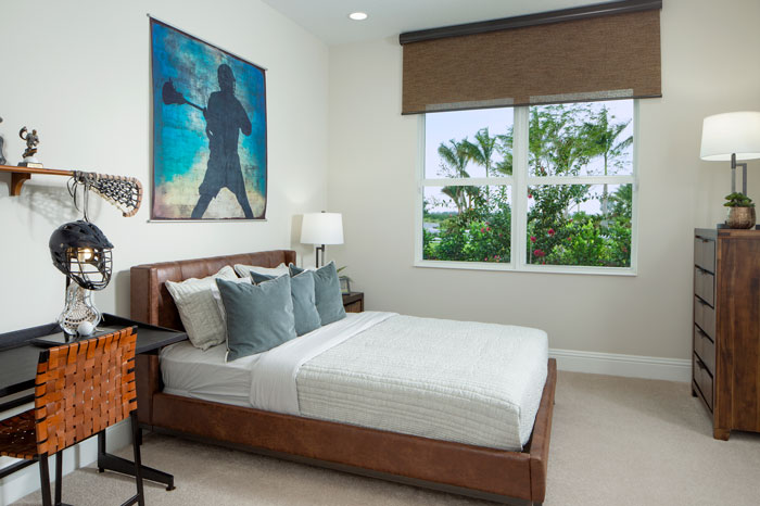 Tequesta Grand Bedroom