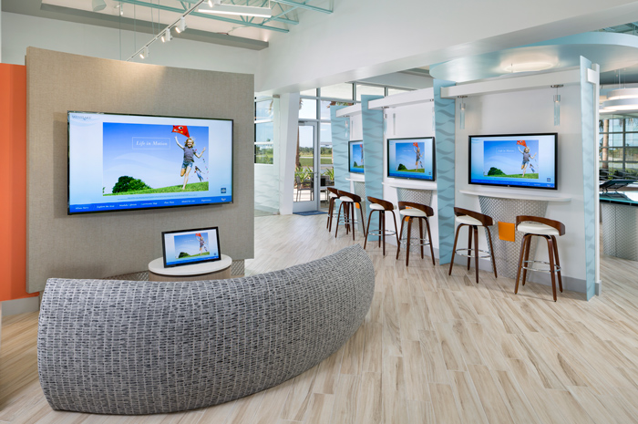 Design your new home in the Westlake Interactive Room