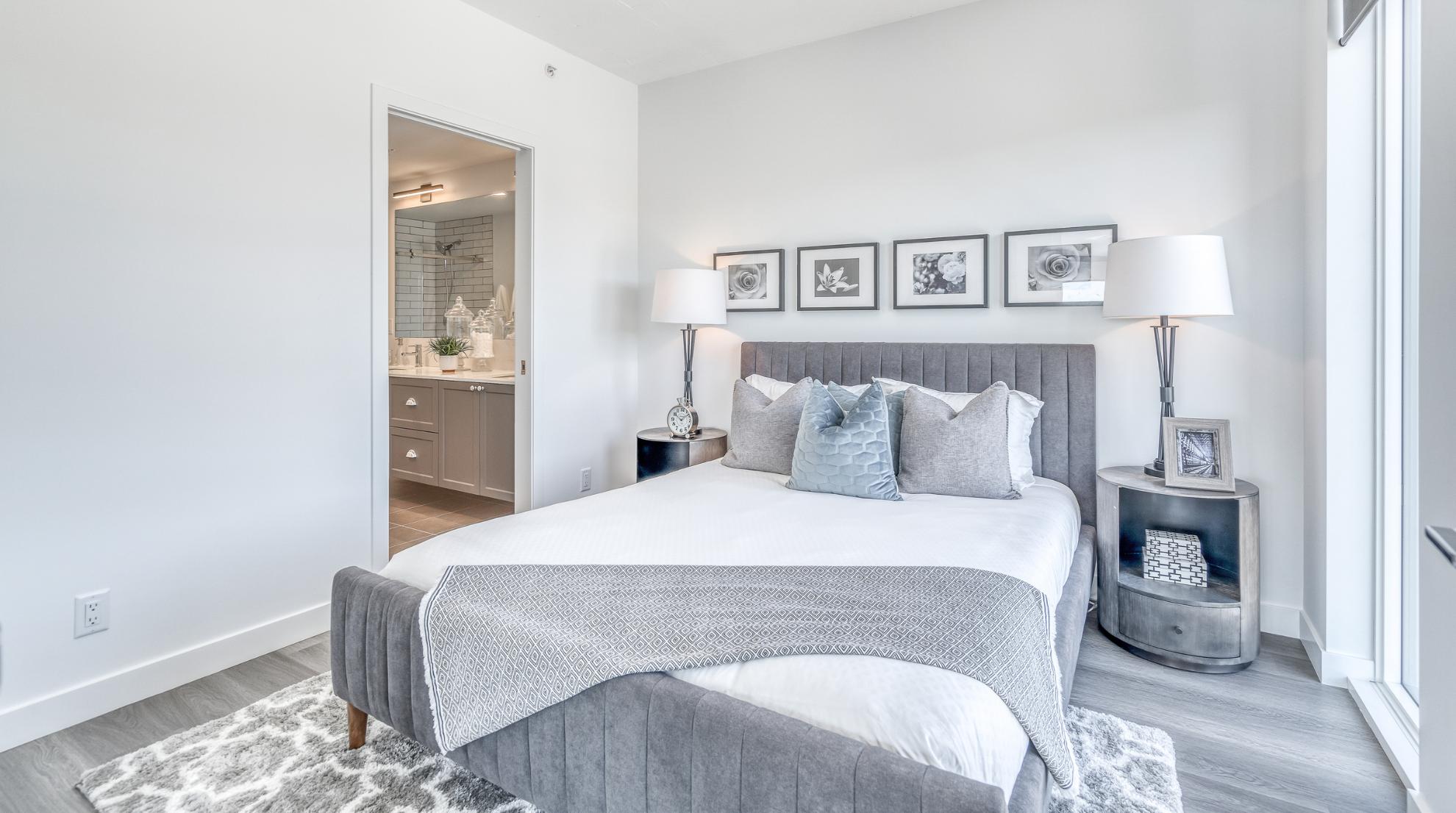 The Essex - Main Bedroom