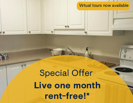 Apartments for Rent Near Algonquin College and Parks in Nepean