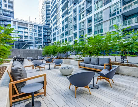 Apartments for Rent in King West in Toronto