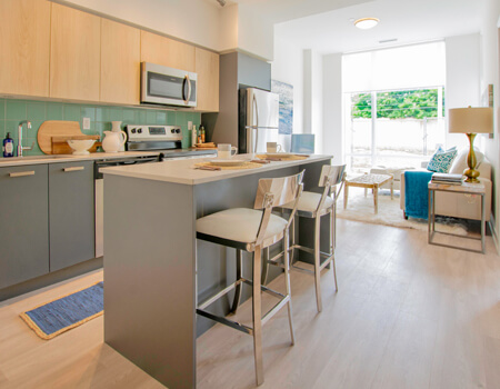 Apartments for Rent at Trafalgar and Upper Middle Road in Oakville