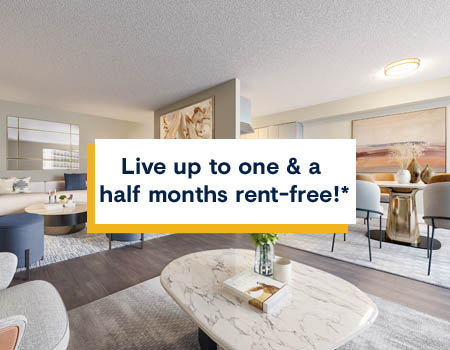 Apartments for Rent Near Derry Road and Winston Churchill in Mississauga