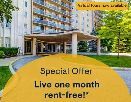Apartments For Rent At Cherryhill Village In London Ontario