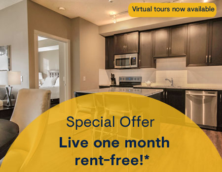 apt rentals calgary - Riverside Rental Homes in South East Calgary