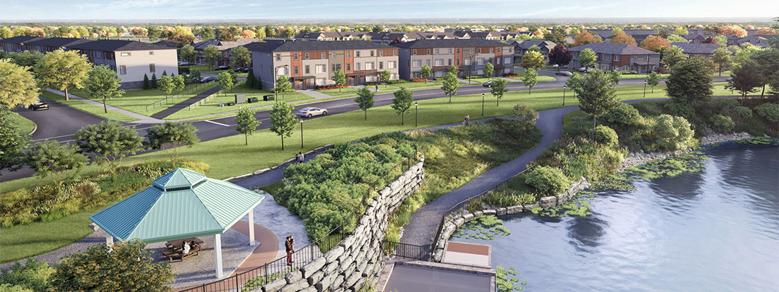 Rendering of Avalon in Orléans