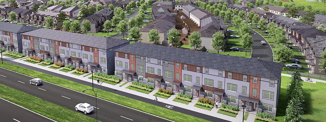 New homes in Kanata Ottawa