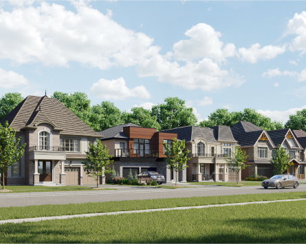 Homes for sale in Markham, Unionville